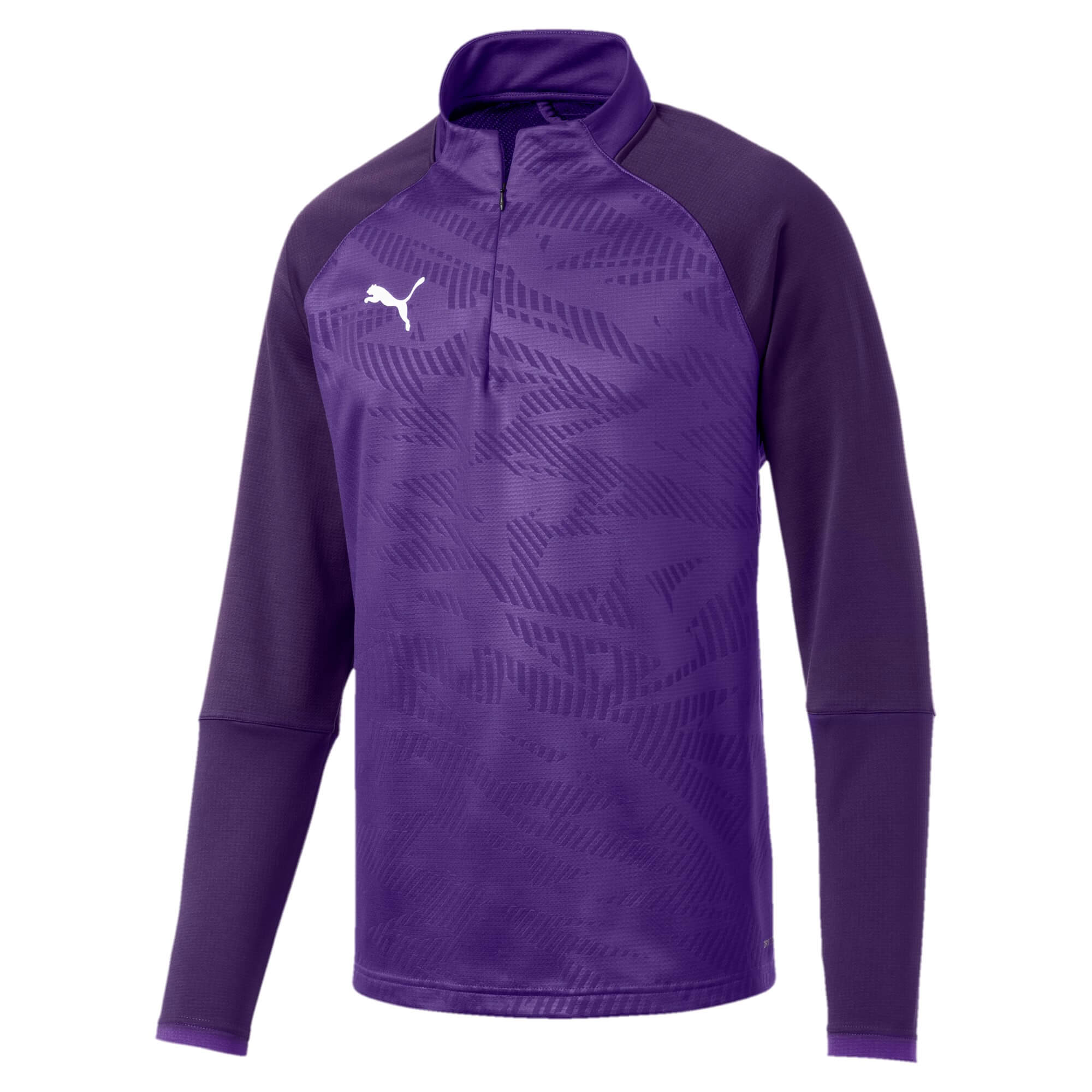 Puma Cup training 1/4 Zip Core Jr